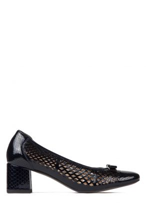 35570 Ara Kadın Ayakkabı 3-8 VERNICE,BLUE - 68VB