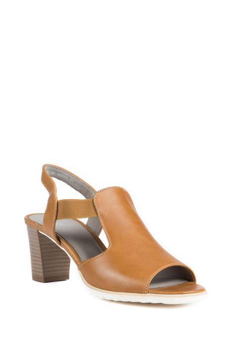 35649 Ara Kadın Topuklu Deri Ayakkabı 3-8 SADDLE - 11S