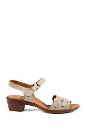 35714 Ara Kadın Topuklu Sandalet 3-8,5
