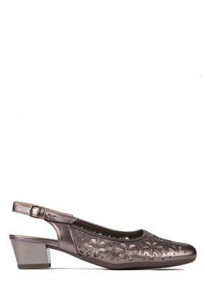 35864 Ara Kadın Deri Sandalet 3-7