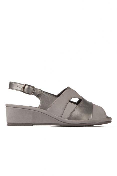 36826 Ara Kadın Sandalet 3,5 - 8,5 GUN,GRIGIO - 06GG