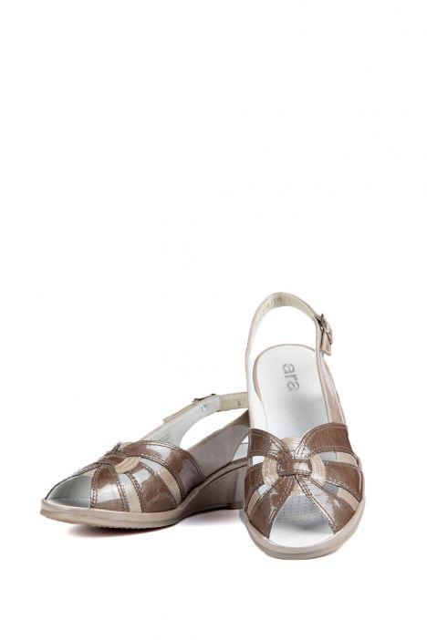 36832 Ara Kadın Sandalet 3,5-8 TAUPE,COTTON - 12TC