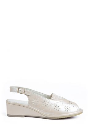 36841 Ara Kadın Deri Sandalet 3,5 - 8,5