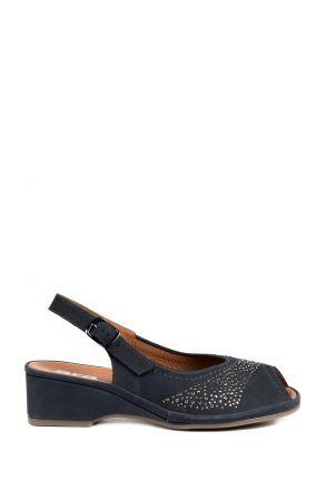37005 Ara Kadın Nubuk Sandalet 3 - 8,5 OZEAN - 05OZ