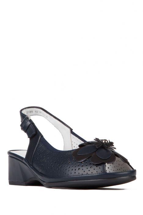 37016 Ara Kadın Sandalet 3-8 Mavi / Blue