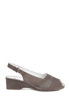 37051 Ara Kadın Nubuk Sandalet 3-8