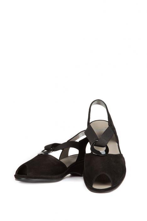 37053 Ara Kadın Sandalet 3-8 SCHWARZ - 06S
