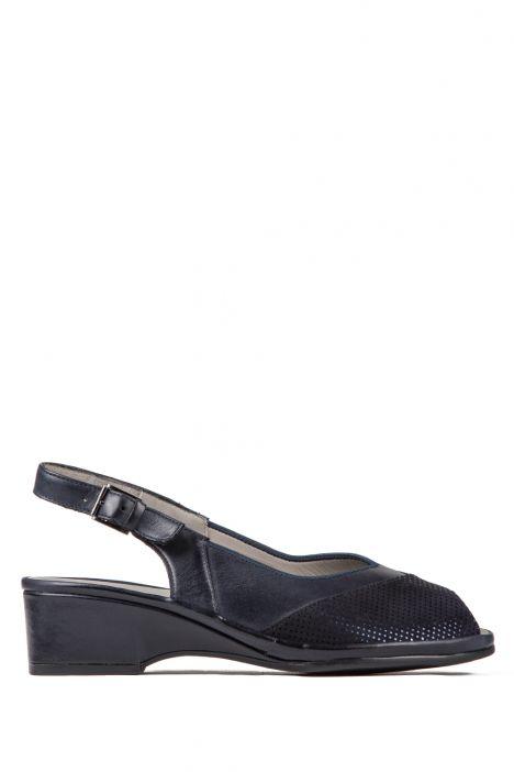 37057 Ara Kadın Sandalet 3-8 MIDNIGHT,BLUE - 07MB