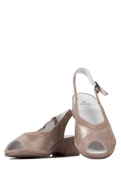 37057 Ara Kadın Sandalet 3-8 TAUPE,PLATIN - 08TP