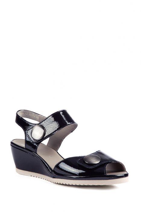 37113 Ara Kadın Dolgu Topuk Sandalet 3-8,5 BLAU - 02B