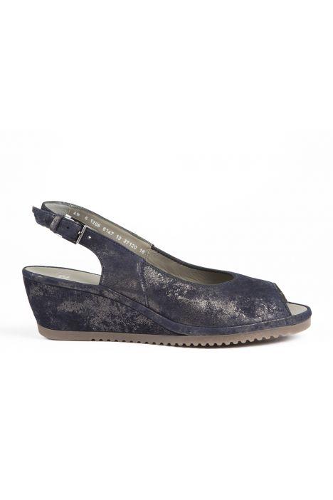 37120 Ara Kadın Sandalet 3,5-8,5 BLAU - 16B