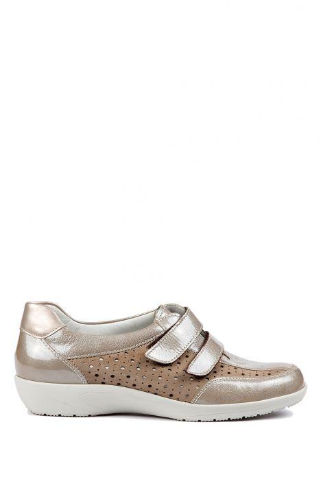 37529 Ara Kadın Ayakkabı 3,5-8,5 COTTON,TAUPE,PLATIN - 07C
