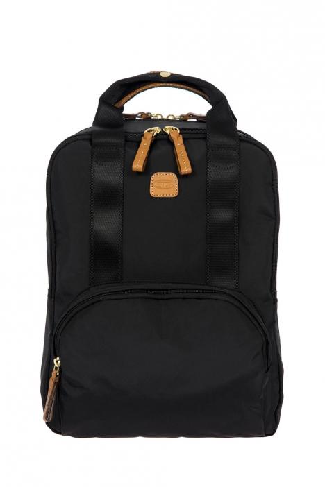3756 Bric's X-Travel Sırt Çantası 28x36x16 cm Siyah / Black