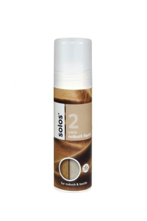 3760 Solos Nubuck Liquid 75 ml Kahverengi / Brown