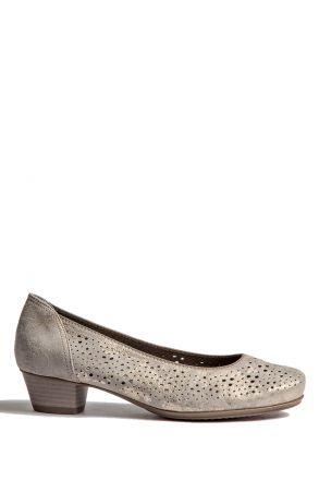 37631 Ara Kadın Topuklu Ayakkabı 3,5-8,5
