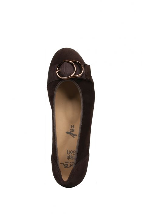 37678 Ara Kadın Topuklu Ayakkabı 3.5-9.0 SAMTCHE,MORO - 04SM