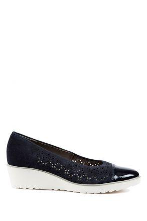 37842 Ara Kadın Dolgu Topuk Ayakkabı 3-8,5