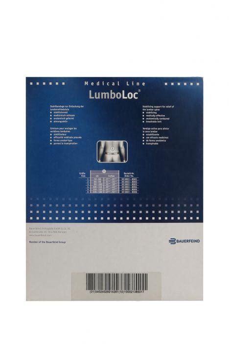 3803 Lumboloc  Bel Korsesi 1-6 STD