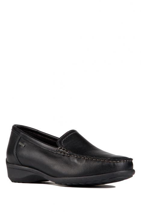40108 Ara Kadın Gore-tex Deri Ayakkabı 3-8,5 SCHWARZ - 06S