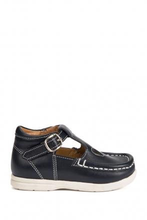 402 Kalite İlk Adım Çocuk Ayakkabısı (Tokalı) 19-24