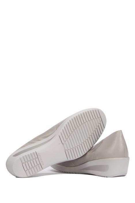 40617 Ara Kadın Dolgu Topuklu Ayakkabı 3.5-8.5 SOSSO - 76SS