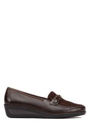 40623 Ara Kadın Ayakkabı 3.5-8.5 Kahverengi - NAPPASO,MORO