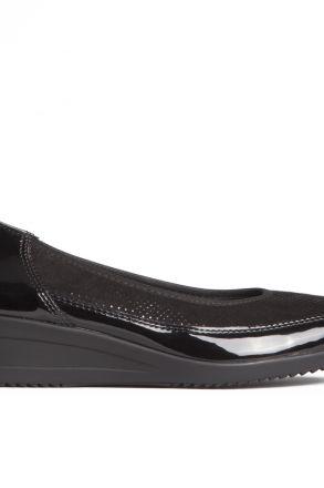 40641 Ara Kadın Ayakkabı 3,5-8,5 LACK, BLACK - 23LB
