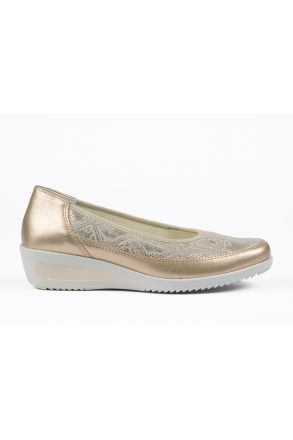 40641 Ara Kadın Ayakkabı 3,5-8,5 PLATIN,CHIARA - 10P