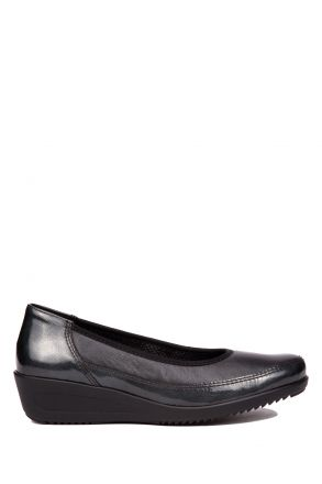 40641 Ara Kadın Dolgu Topuk Ayakkabı 3,5-8,5