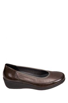40641 Ara Kadın Dolgu Topuk Ayakkabı 3,5-8,5 LUCIOLACK,LUXCALF PIOMBO - 08LL