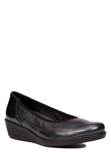 40641 Ara Kadın Dolgu Topuk Ayakkabı 3,5-8,5 SCHWARZ - 16S