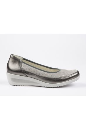 40641 Ara Kadın Dolgu Topuk Ayakkabı 3,5-8,5 GUN,RAUCH - 11G