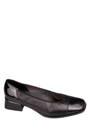 41301 Ara Kadın Deri Ayakkabı 3,5-9 SCHWARZ - 71S