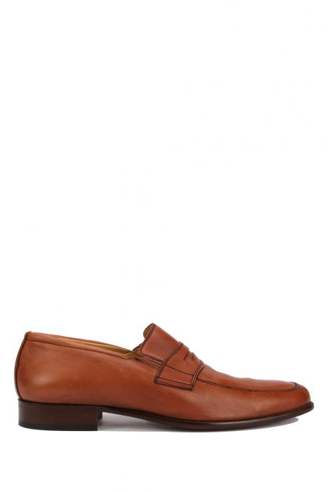 4136 Valleverde Erkek Ayakkabı 40-45 CUOIO-KAHVERENGİ TONU