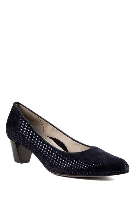 41401 Ara Kadın Topuklu Ayakkabı 3,5-8,5 MIDNIGHT - 61M