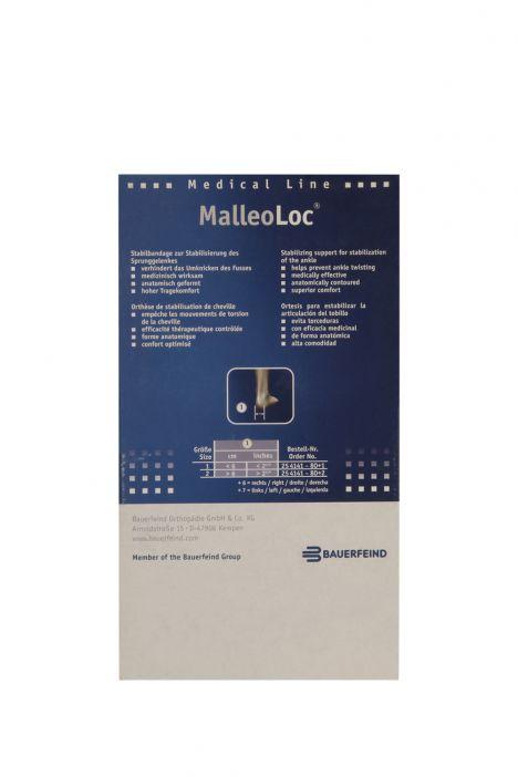 4141-4142 MALLEO LOC TITAN AYAK BILEKLIGI Sag-Sol / 1-2 SOL