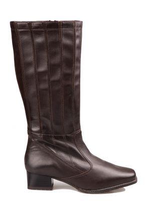 41890 Ara Kadın Çizme 3-8