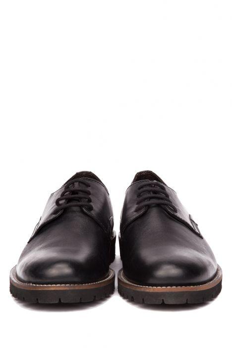42011 Salamander Erkek Ayakkabı 40-46 Siyah / Black