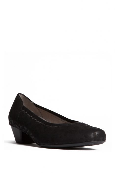 42041 Ara Kadın Topuklu Ayakkabı 3,5-8,5 DRAGONFLY, BLACK - 12DB