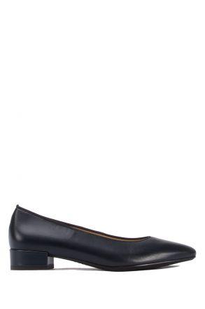 43019 Ara Kadın Deri Ayakkabı 3.0-8.0