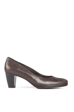 43402 Ara Kadın Topuklu Ayakkabı 3-8 METAL,MORO - 77MM