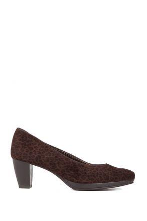 43402 Ara Kadın Topuklu Ayakkabı 3-8 TUNDRA - 05TN