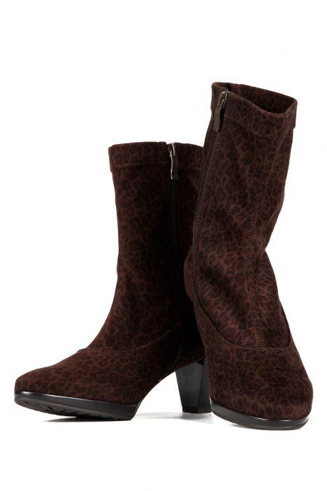43492 Ara Kadın Gore-Tex Topuklu Çizme 3-7.5 TUNDRA,STRETCH - 05TS
