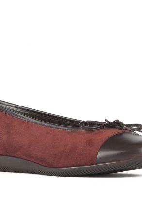 43716 Ara Kadın Ayakkabı 3,5-9 MAHAGONİ,MORO - 05MM