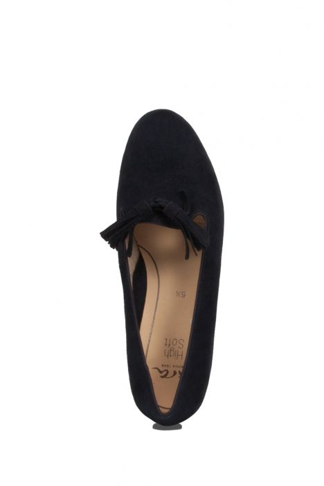 43733 Ara Kadın Süet Ayakkabı 3.5-8.0 BLUE - 72BL