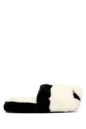 Kifidis Panda Peluş Terlik