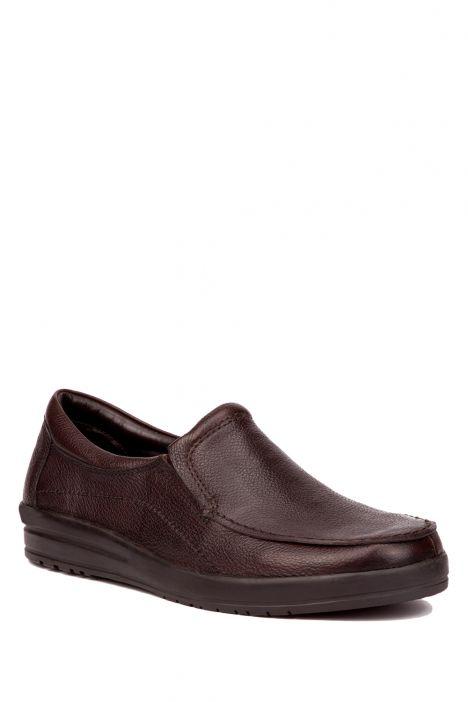 44707 Salamander Erkek Ayakkabı 39-46 Kahverengi / Brown