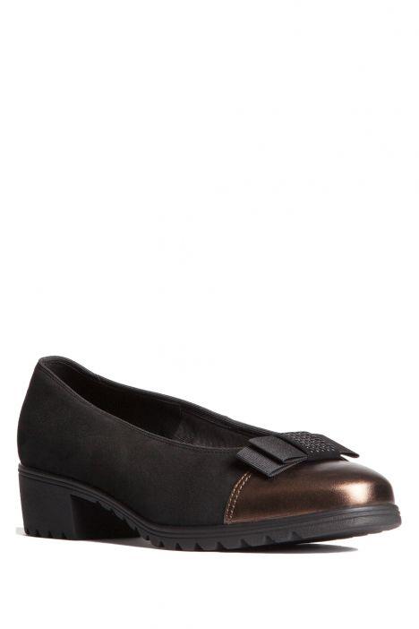 45019 Ara Kadın Ayakkabı 3-8,5 BRONCE, SCHWARZ - 07BS