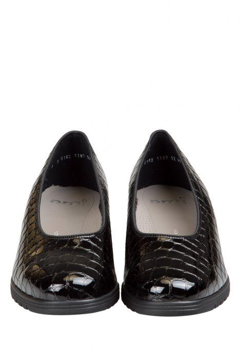 45025 Ara Kadın Ayakkabı 3-8,5 COCCO-LACK, SCHWARZ - 07CS