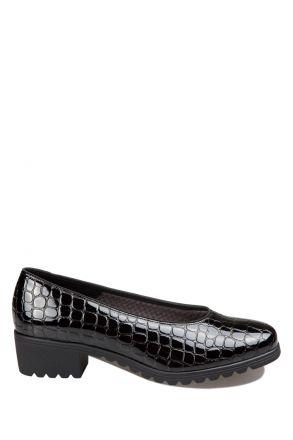 45025 Ara Kadın Topuklu Ayakkabı 3-8,5